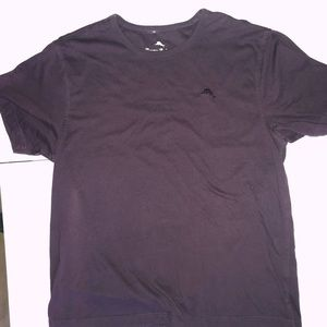 Tommy Bahama Purple T Shirt (M)